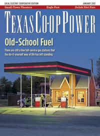 Texas Co-op Power