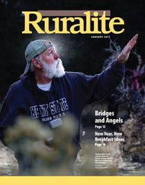 Ruralite magazine cover