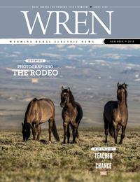Wyoming WREN magazine cover