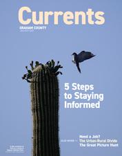 Arizona Currents magazine cover