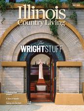 Illinois Country Living magazine