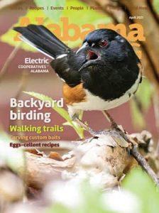 Alabama magazine cover