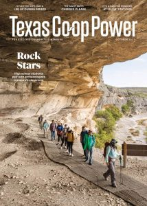 Texas Co-op Power magazine cover